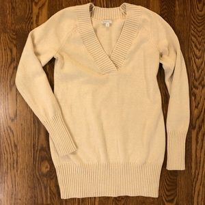 Gap Maternity V-Neck Sweater